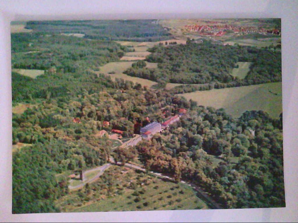 Hanau / Main. Luftaufnahme. , Ansichtskarte