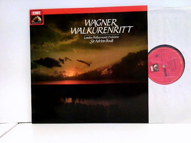 Boult* -  London Philharmonic Orchestra*  – Wagner - Walkürenritt