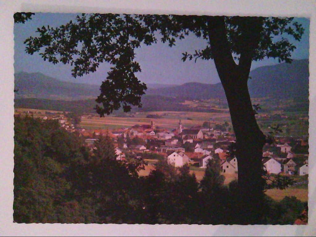 Furth im Wald. Panorama. , Ansichtskarte