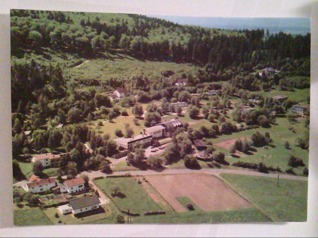 Ev. Familienferiendorf Mauloff. Weilrod / Hochtaunus. Luftbild. , Ansichtskarte