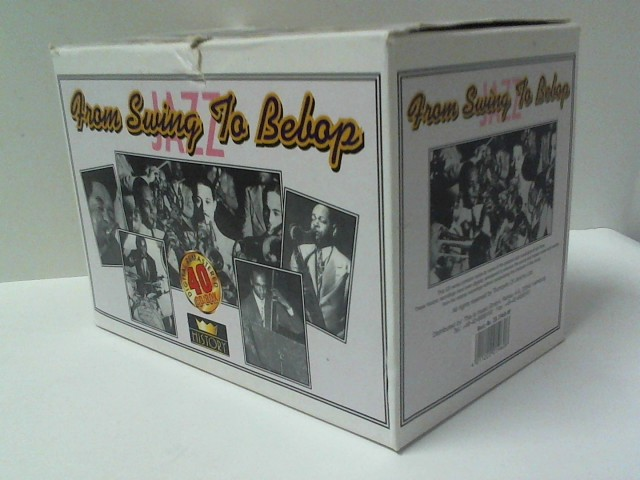 From Swing to Bebop (40cd)