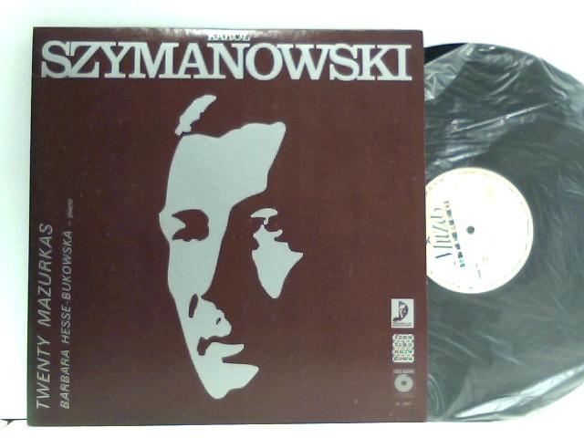 Barbara Hesse-Bukowska  – Twenty Mazurkas