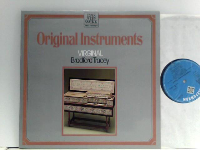 Das alte Werk - Original Instruments - Virginal