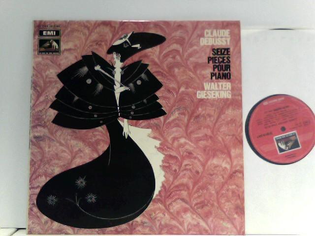 Walter Gieseking  – Seize Pièce Pour Piano