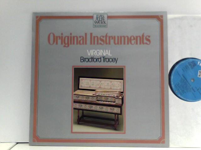 Das alte Werk  – Original Instruments - Virginal