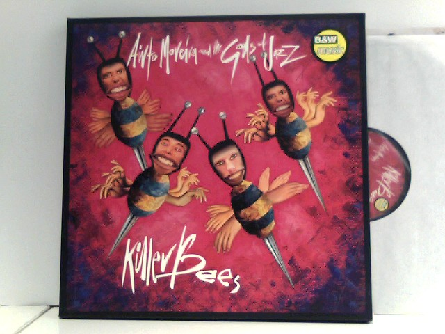 Airto Moreira And  The Gods Of Jazz: Killer Bees