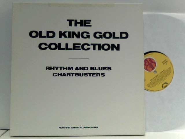 The Old King Gold Collection - Rhythm And Blues Chartbusters
