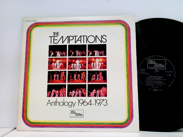 The Temptations: Anthology 1964-1973