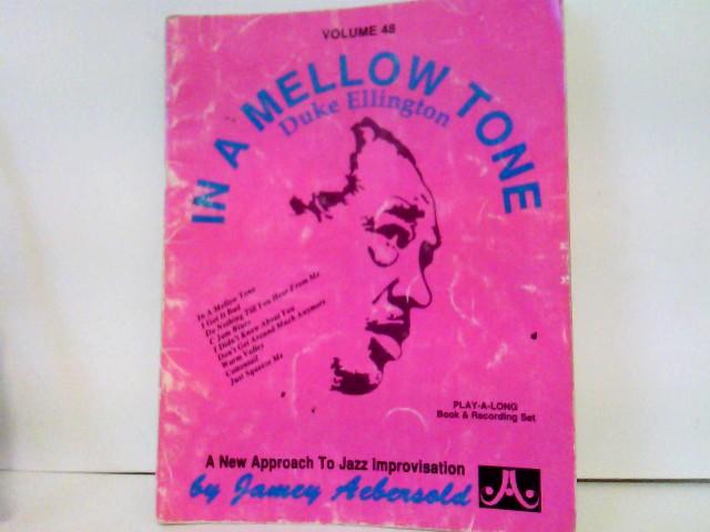 Duke Ellington. In a mellow tone. Play-a-long Book and Recording Set Volume 48