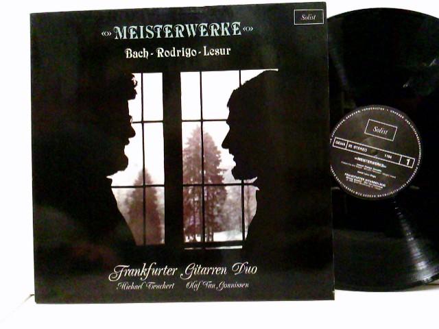 Frankfurter Gitarren-Duo: Meisterwerke