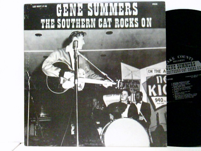 The Southern Cat Rocks On