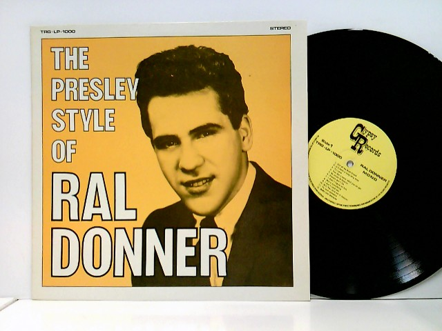 Donner, Ral: The Presley style of