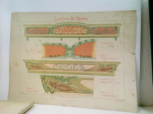 Mulier, Etienne: Einzeltafel (23 Rotisserie) aus der Sammlung