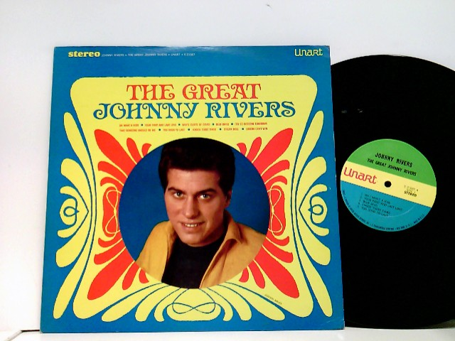 Rivers, Johnny: The Great