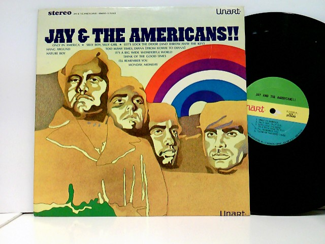 Jay & The Americans!!