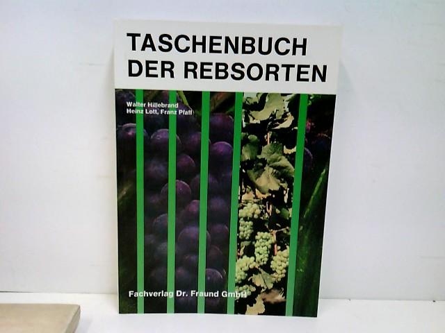 Taschenbuch der Rebsorten.