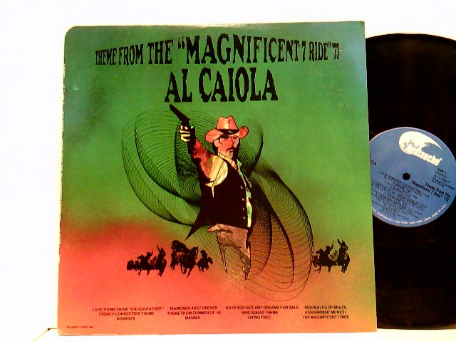 "Theme From The ""Magnificent 7 Ride"""