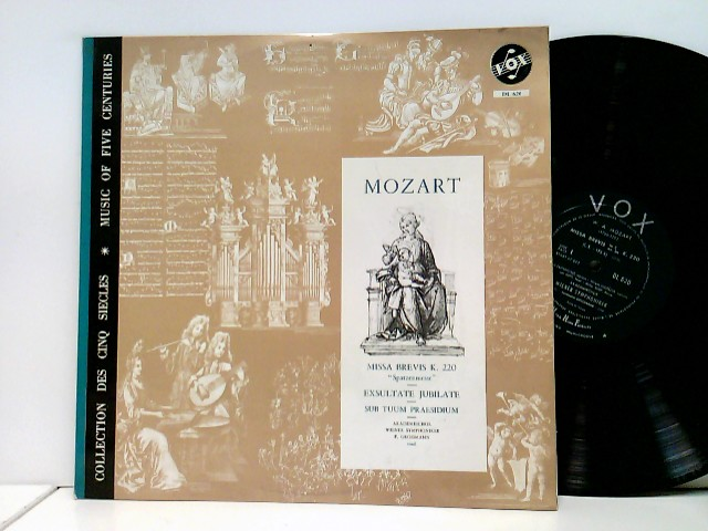 Missa Brevis In D Major (K.194) - Missa Brevis In C Major (K.220)