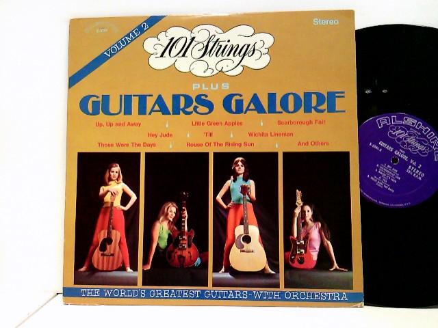 Plus  Guitars Galore – Volume 2