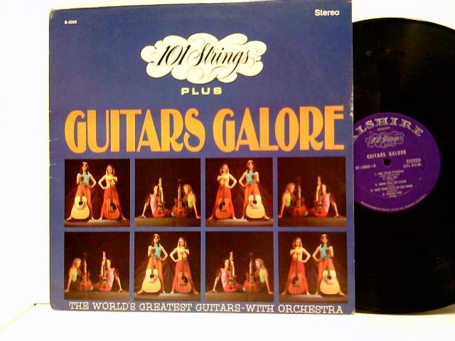Plus Guitars Galore