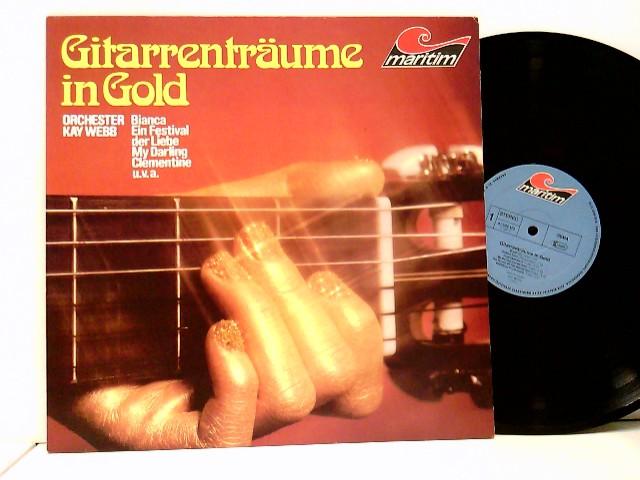 Gitarrenträume In Gold
