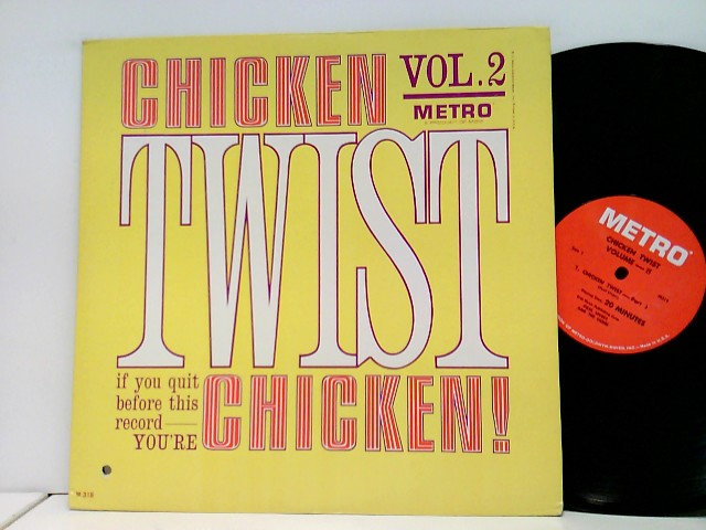Chicken Twist Vol. 2