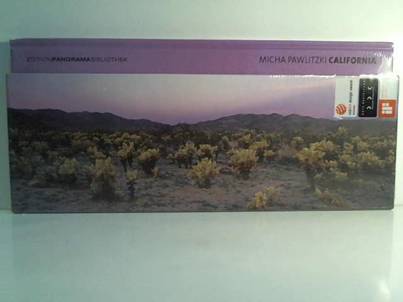 Pawlitzki, Micha (Verfasser): California. Micha Pawlitzki. [Text: Claus Kleber. Transl.: Global-Text, Heidelberg, Mark Woolfe] / Edition-Panorama-Bibliothek