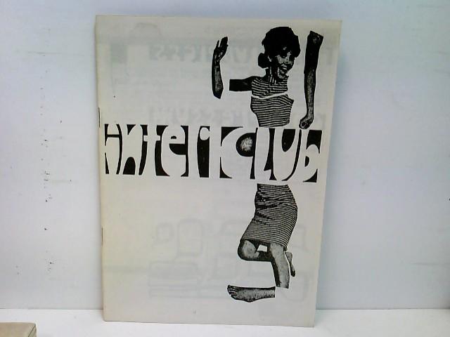 Interclub - Eine Zeitschrift für die Jugend - Nr. 2 April 1965