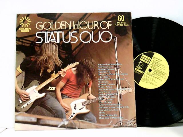 Status Quo: Golden Hour Of