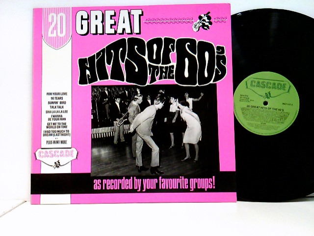 20 Great Hits Of The 60