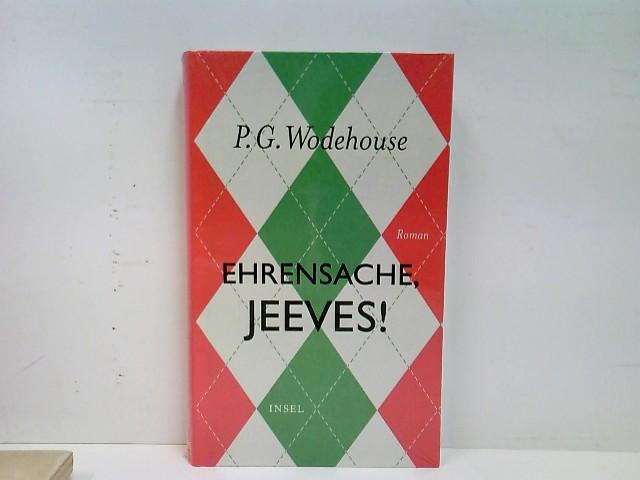 Ehrensache, Jeeves!: Roman Auflage: 1
