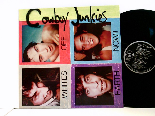 Cowboy Junkies: Whites Off Earth Now