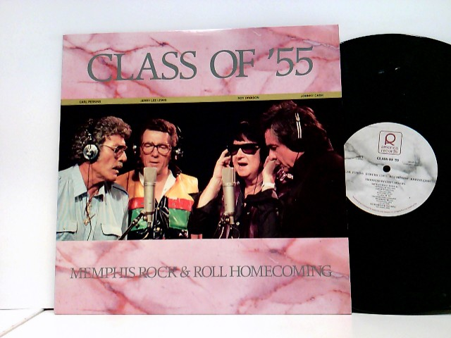 Class Of '55: Carl Perkins /  Jerry Lee Lewis /  Roy Orbison /  Johnny Cash  – Memphis Rock & Roll Homecoming