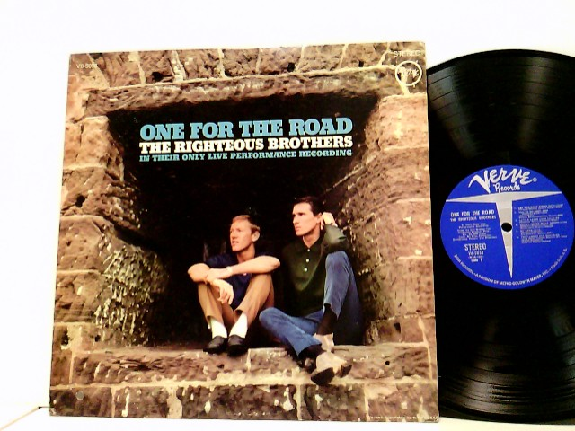 The Righteous Brothers: One For The Road