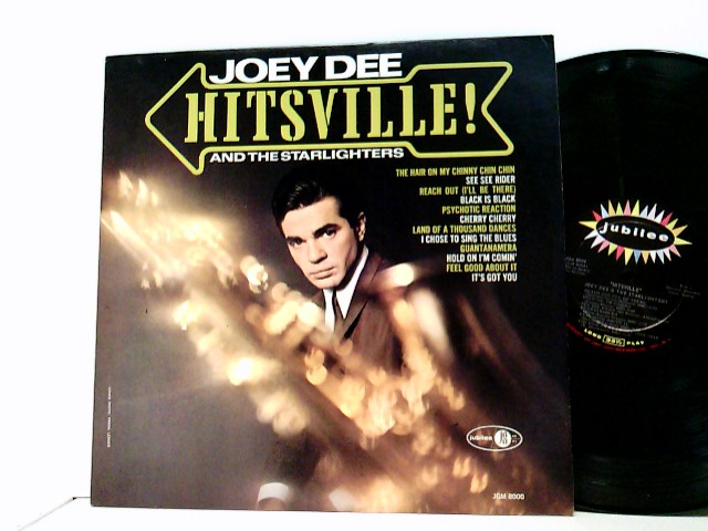 Joey Dee And The Starlighters: Hitsville!