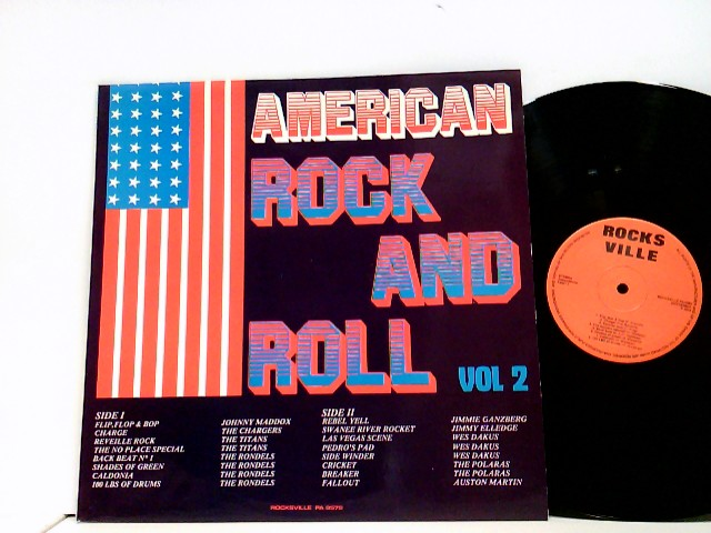 Various: American Rock And Roll Vol 2