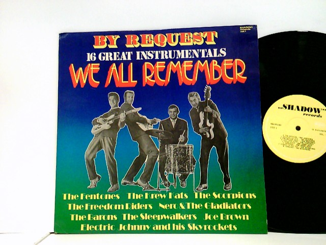 By Request - 16 Great Instrumentals Vol. 1 - We All Remember