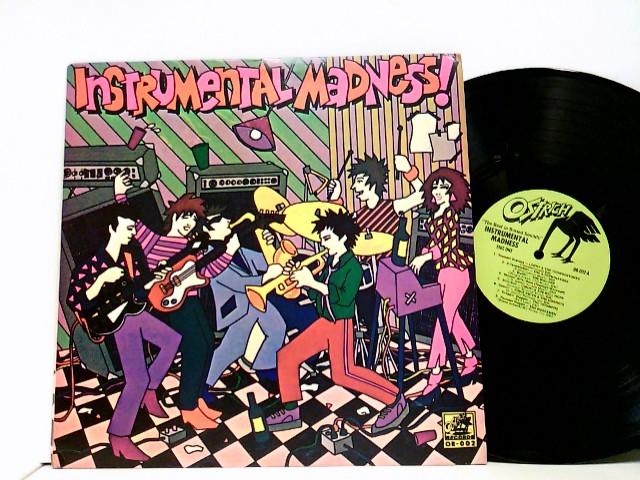 Various: Instrumental Madness!