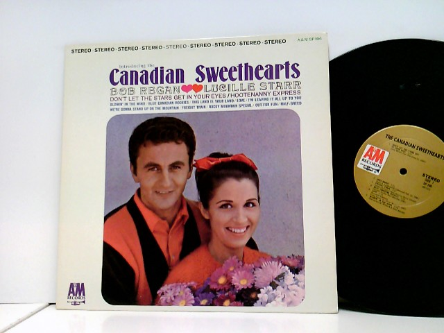 Regan, Bob und Lucille Starr: Introducing The Canadian Sweethearts