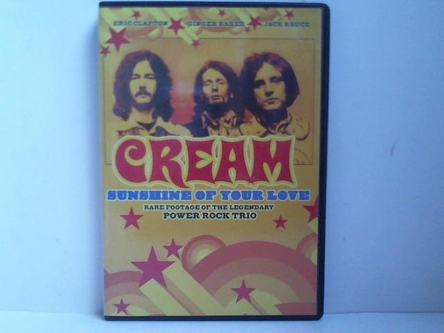 Cream: Sunshine of your Love