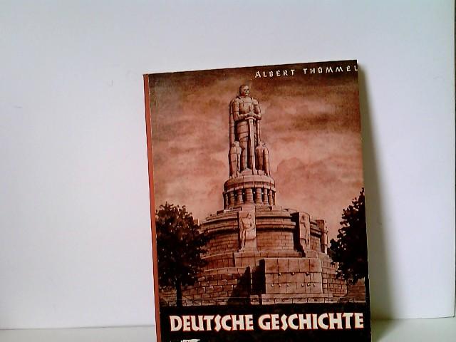 Thümmel, Albert: Deutsche Geschichte, Band II: Vom Ende des Dreißigjährigen Krieges bis zur Gegenwart. Sammelbilderalbum Illustriert von Werner Schicke 12., neubearbeitete Auflage