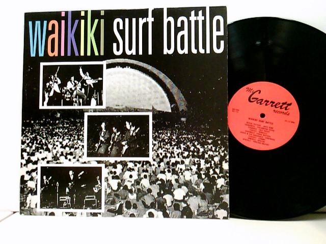 Various: Waikiki Surf Battle