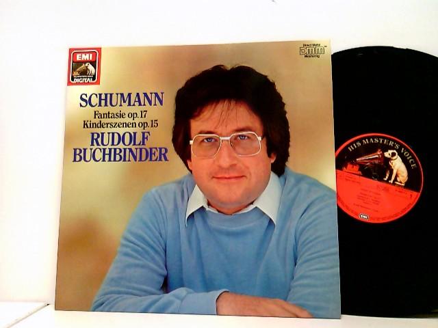 Rudolf Buchbinder – Fantasie Op. 17 / Kinderszenen Op. 15