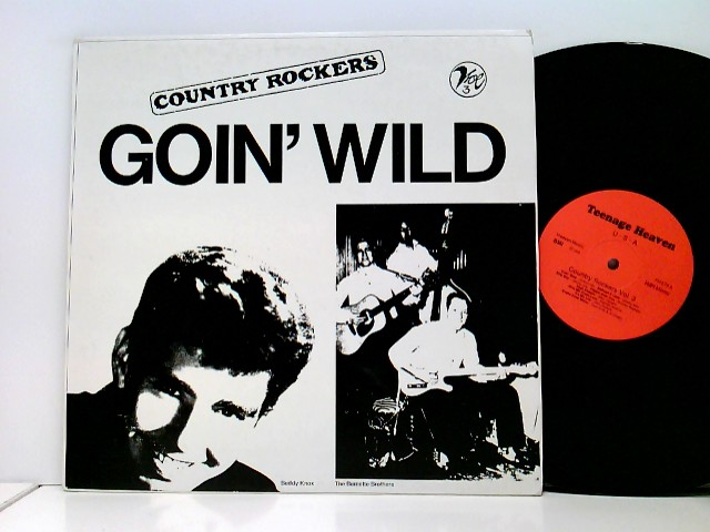 Various: Country Rockers Vol. 3 - Goin' Wild