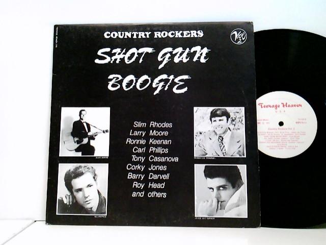 Various: Country Rockers Vol. 2 - Shot Gun Boogie