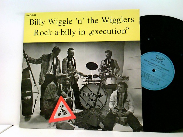 Billy Wiggle 'n' The Wigglers: Rock-a-billy in