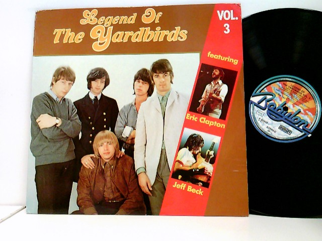 Legend Of The Yardbirds Vol. 3