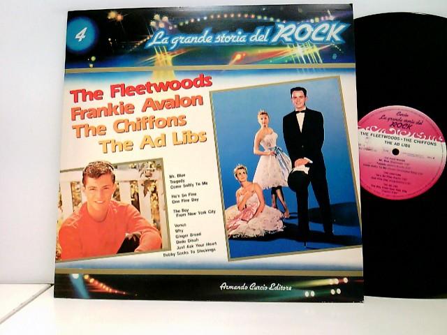 The Fleetwoods / Frankie Avalon / The Chiffons / The Ad Libs - La Grande Storia Del Rock – 4