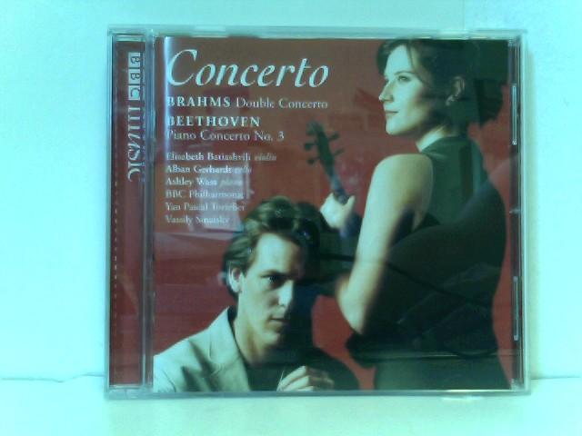 Johannes Brahms - Double Concerto / Ludwig van Beethoven - Piano Concerto No. 3