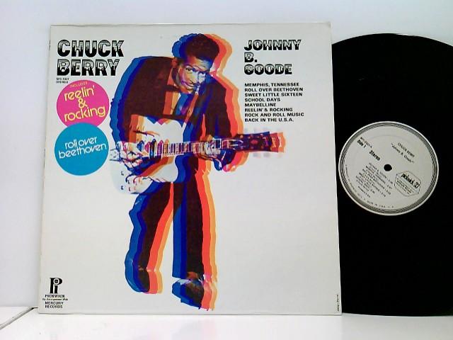 Berry, Chuck: Johnny B. Goode